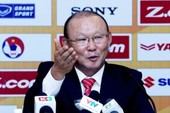 VFF trả lương cho Park Hang-seo là 260.000 USD/năm