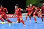 Futsal Việt Nam tìm suất đi châu Á… rồi World Cup
