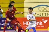 Ai chịu trách nhiệm trận thua 'muối mặt' của Futsal VN