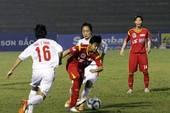 Hai đội nữ TP.HCM thắng giòn giã trước hai đội Hà Nội