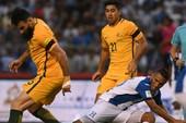 Úc sáng cửa dự World Cup 2018, Malaysia thua tơi tả
