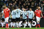 Messi chơi hay, Aguero ghi bàn thế việt vị ở Moscow?