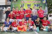 Đội 'phủi' nhất bảo vệ thành công ngôi vô địch