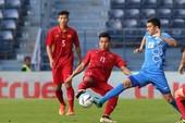 Thua Uzbekistan, U-23 VN mất cơ hội tranh vô địch