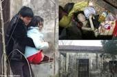 Cha mẹ nhốt con gái 5 năm trong nhà hoang