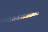 Video máy bay Su-24 của Nga bị Thổ Nhĩ Kỳ bắn hạ