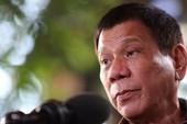 Ông Duterte muốn Trung Quốc xem Philippines 'như anh em'