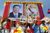 Ông Tập Cận Bình thăm Campuchia, 31 thỏa thuận được ký