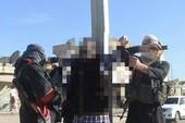 30 dân thường bị IS hành quyết bằng chích điện