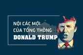 Infographic: Nội các mới của ông Trump dần được hé lộ