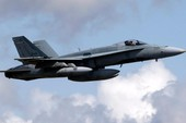 Chiến đấu cơ Canada rơi ở Alberta, phi công thiệt mạng