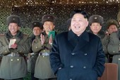 Triều Tiên tập trận nhắm vào dinh tổng thống Hàn Quốc