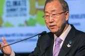Ông Ban ki-moon bác bỏ cáo buộc nhận hối lộ 230.000 USD