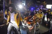 Khủng bố tại hộp đêm Istanbul 'đội lốt' ông già Noel