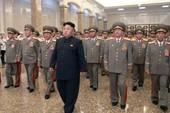 Triều Tiên sa thải bộ trưởng an ninh quốc gia