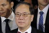Cựu đặc khu trưởng Hong Kong lãnh án 20 tháng tù