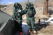 Triều Tiên có kho vũ khí hóa học 5.000 tấn?