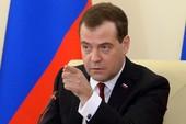 Ông Medvedev: Mỹ 'bên bờ vực xung đột quân sự' với Nga