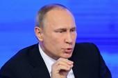 Nga: Quan hệ với Mỹ tồi tệ nhất kể từ Chiến tranh lạnh