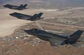 Mỹ cho phi đội F-35A đến châu Âu, răn đe Nga