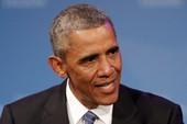 Ông Obama lần đầu tái xuất trước công chúng Mỹ