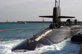 Tàu ngầm hạt nhân Mỹ mang tên lửa đến Hàn Quốc