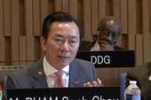 Ông Phạm Sanh Châu trả lời phỏng vấn vị trí TGĐ UNESCO