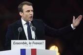Tổng thống tân cử Emmanuel Macron: Sẽ hàn gắn nước Pháp