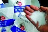 Trung Quốc thu hồi hàng ngàn tấn… muối thối