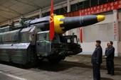 Bờ Tây nước Mỹ lo sợ nằm trong tầm bắn Triều Tiên