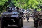 Quân Philippines sắp đánh bật khủng bố khỏi Marawi