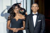 Ông Obama 8 năm chỉ mặc đúng một bộ tuxedo
