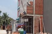 TP.HCM sửa quy định cấp phép xây dựng tạm