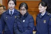 Bà Choi Soon-sil chỉ bị tuyên án ba năm tù