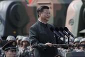 Ảnh: Hong Kong rầm rộ diễu binh đón ông Tập Cận Bình