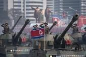 Triều Tiên tuyên bố sẵn sàng đương đầu chiến tranh