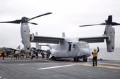 Mỹ hết hy vọng cứu sống 3 lính mất tích ngoài biển Úc