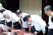 Bộ trưởng Đài Loan từ chức sau sự cố mất điện