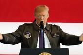 Tổng thống Trump đề cập viễn cảnh gặp ông Kim Jong-un