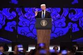 Tổng thống Mỹ nói về 'Giấc mơ Ấn Độ-Thái Bình Dương'