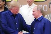 Ông Trump và ông Putin ra tuyên bố chung về Syria