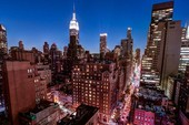 Nhà ngoại giao tử nạn vì rơi khỏi cao ốc ở New York