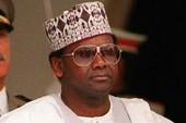 Thụy Sĩ trả lại Nigeria 320 triệu USD của cựu độc tài