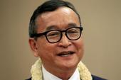 Ông Sam Rainsy có thể bị kiện ra tòa?