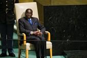 Cựu tổng thống Zimbabwe 'xuất ngoại' sau từ chức