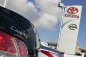 """Toyota phải bồi thường 1,2 tỷ USD do lỗi """"tăng tốc"""""""