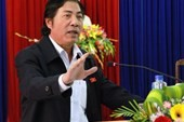 Sức khỏe ông Nguyễn Bá Thanh diễn biến xấu: Chạm nhẹ vào da là chảy máu