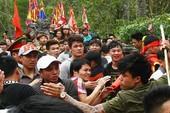 Công an lên tiếng về vụ 'hỗn chiến' tại hội Gióng