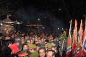 Hơn 2.000 cảnh sát đảm bảo an ninh cho Lễ hội Khai ấn Đền Trần