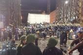 Sập giàn giáo ở Vũng Áng: Đã có 13 người chết, 27 người bị thương
